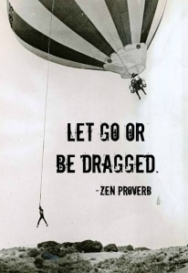 let go